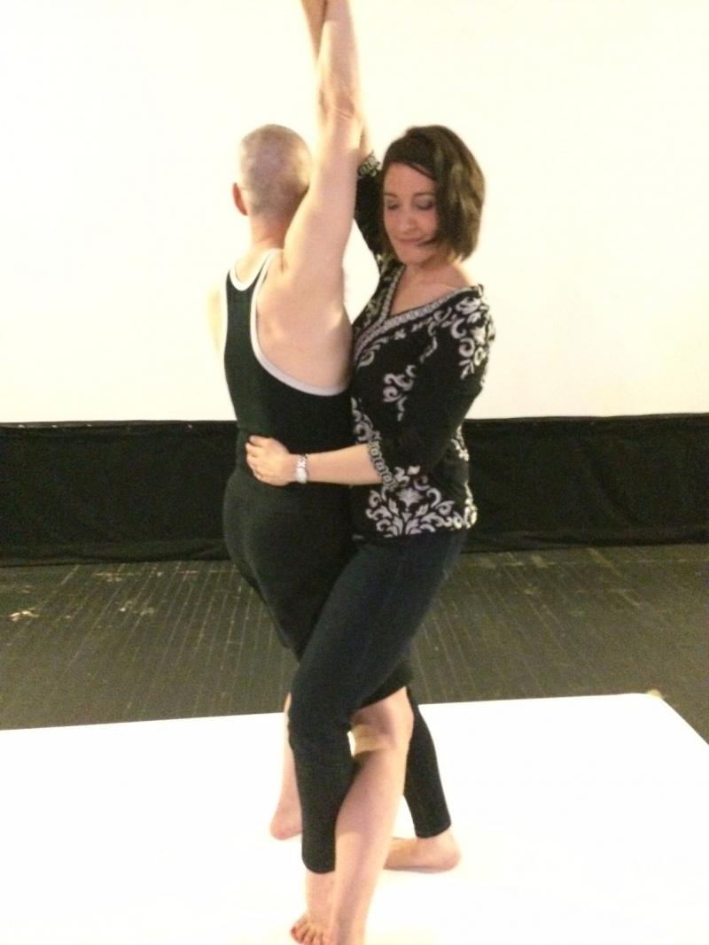 Dance will be one of the arts integrated into this year's Slow Living Summit.