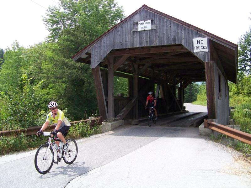The Vermont Agency of Transportation is compiling  its first on-road bike plan. It's first question: Where do you want to bike?