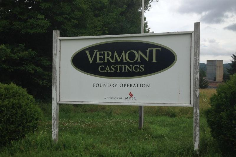 Eighty people work at the Vermont Castings foundry in Randolph and another 120 are employed at a facility in Bethel.