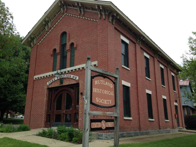 State historians say Rutland's Historical Society is way ahead of other local organizations in digitizing its historical material to make it available online.
