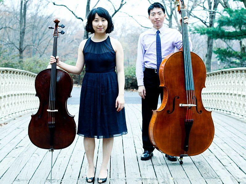 The AK Duo is Julie Kang and Tomoya Aomori.