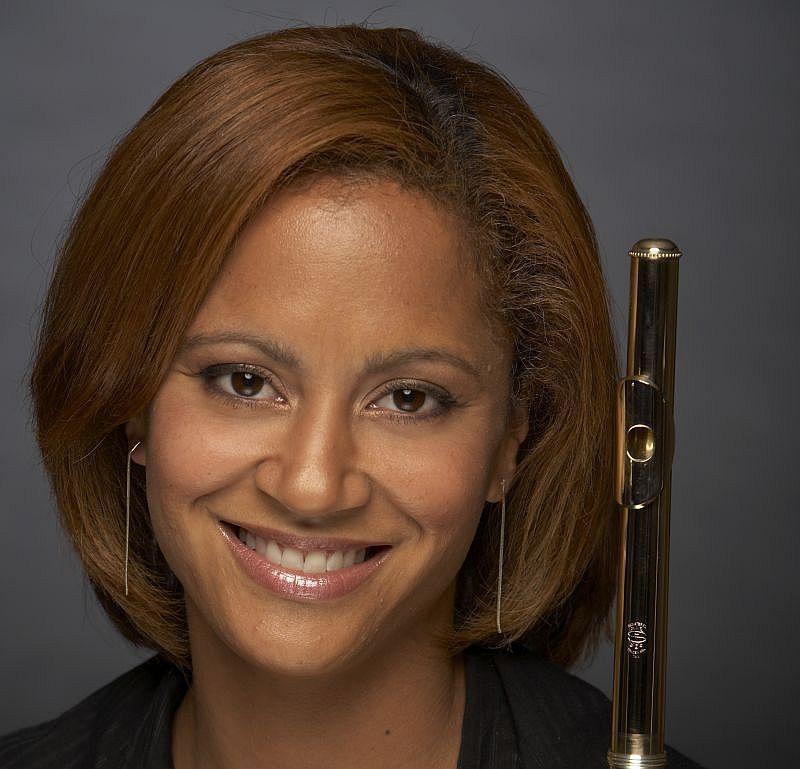 flutist Jennifer Grim