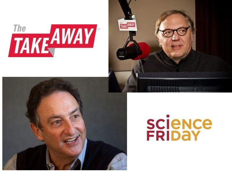 New 2 p.m. Programs: The Takeaway And Science Friday | Vermont ...