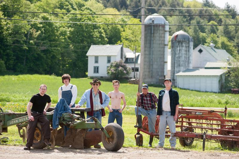 """Farm Boys"" is being presented as part of this weekend's Vermont Pride Theater Festival in Randolph."