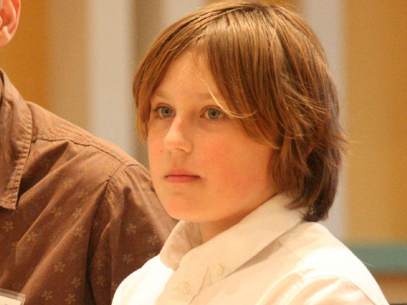 Student Composer Ethan Duncan