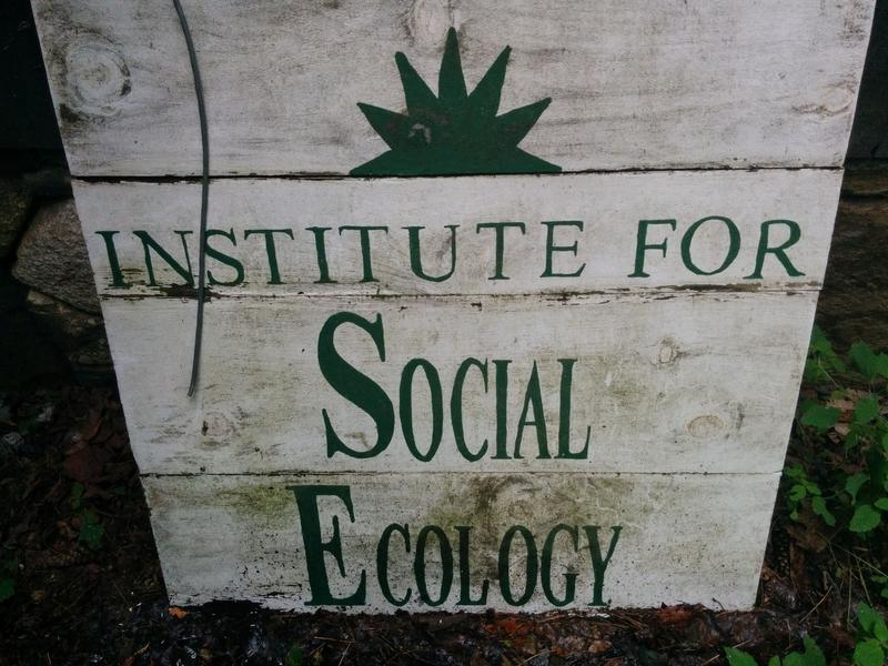 The Institute for Social Ecology was founded in Plainfield in 1974.