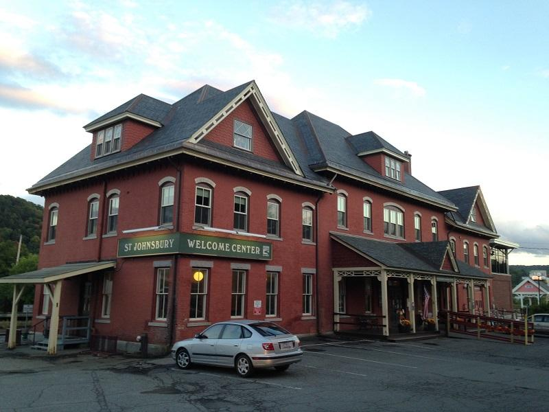 St johnsbury searches for new town manager with help for Building a house in vermont