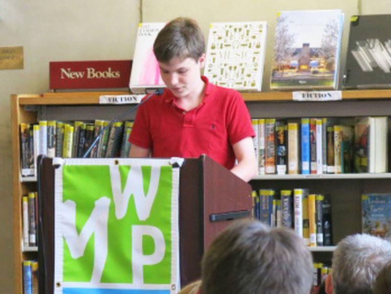young writers project Young writers project, inc giving season story #1: from a rural vt community, she joined ywp in 7th grade and now is getting her master's in poetry.