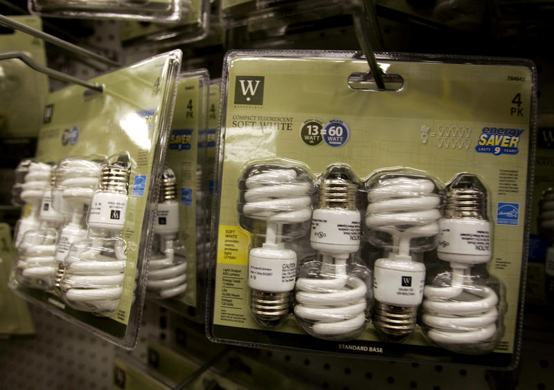 Did you know that CFL lightbulbs are cheaper in Vermont because of Efficiency Vermont? Do you think that's how we should be spending our efficiency money?