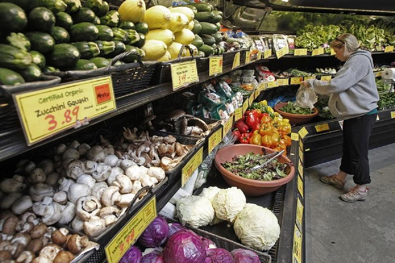 A new law will require foods containing genetically modified organisms to be labeled.