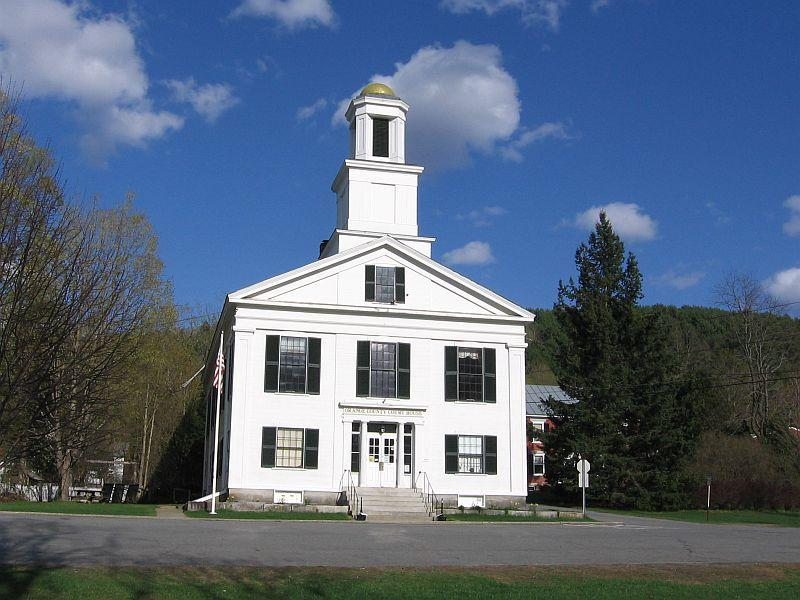 Vermont's county government system is weak compared to most other states.