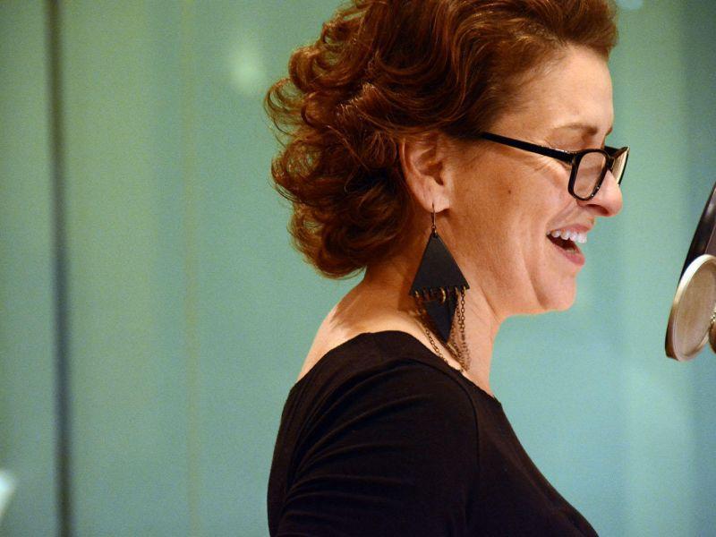 Vocalist, Audrey Bernstein