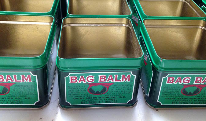 Bag Balm has been soothing cows' udders and humans' blisters for more than 100 years. The company was recently bought by a group of investors looking to expand the brand.
