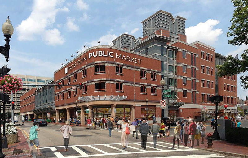 As part of a domestic export program, the Vermont Agency of Agriculture is looking to set up a retail operation that will feature Vermont products at the Boston Public Market, currently set to open in June of 2015 in the city's Haymarket Neighborhood.