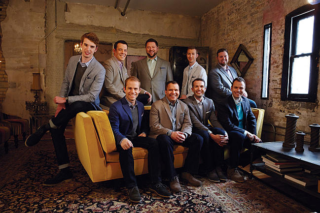 Members of Cantus talk with host Alison Young about Thanksgiving music and food on Nov. 27 at 3 p.m.