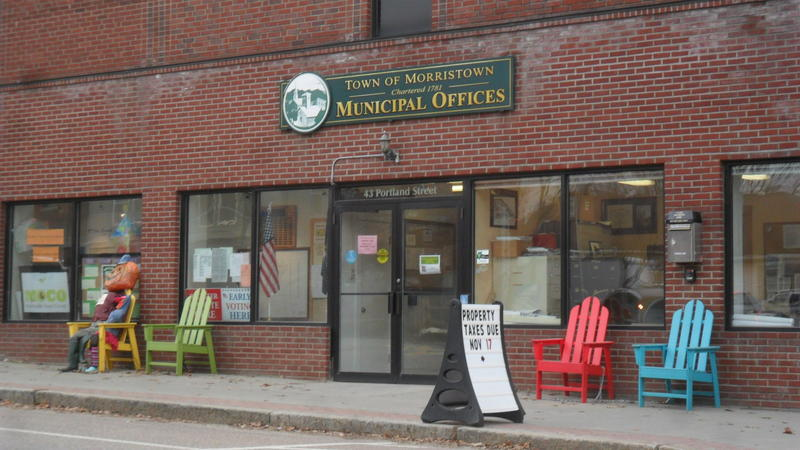 Morristown Municipal Offices