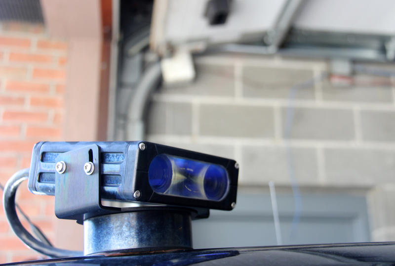License plater readers, like this one at the Winooski Police Department, helped find a missing elderly man this week.