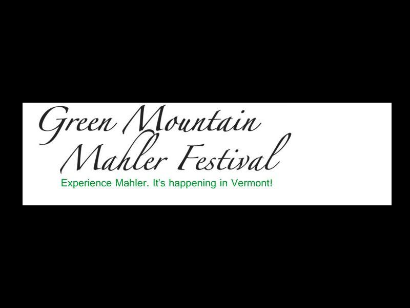 Green Mountain Mahler Festival