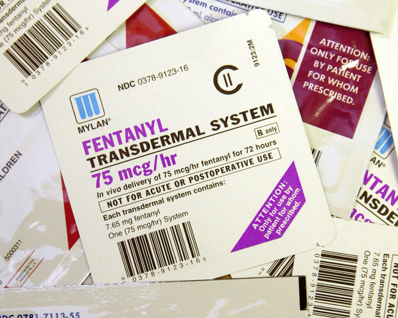 Fentanyl, a pain-relieving opiod sometimes mixed with heroin to strengthen the drug, has been linked to the deaths of seven people in the Upper Valley in November.
