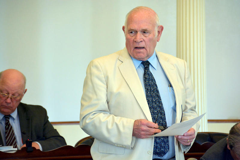 Senate Judiciary chairman Dick Sears is looking to modify Vermont's domestic terrorism laws as a way to deal with future cases of violence