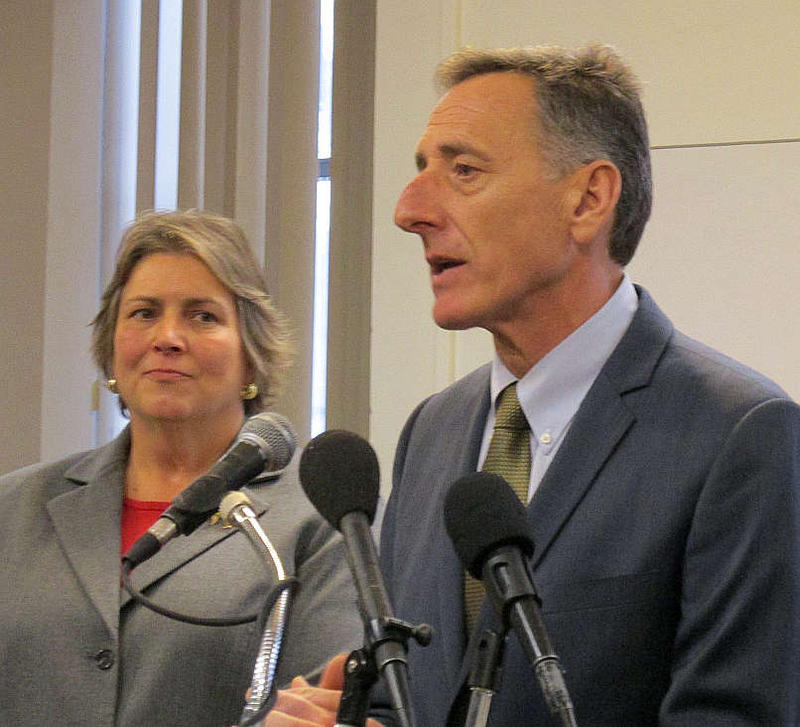 Governor Peter Shumlin and Commerce Secretary Pat Moulton announced the awards.
