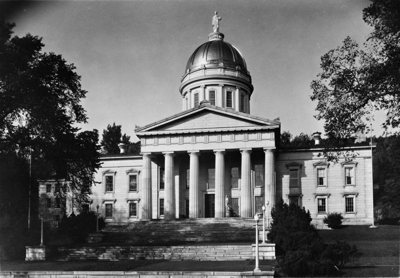 There was a time in Vermont political history when lawmakers routinely had to elect the governor. In 1835, there was a stalemate so severe that lawmakers finally gave approval to a constitutional amendment that would create the Vermont Senate.