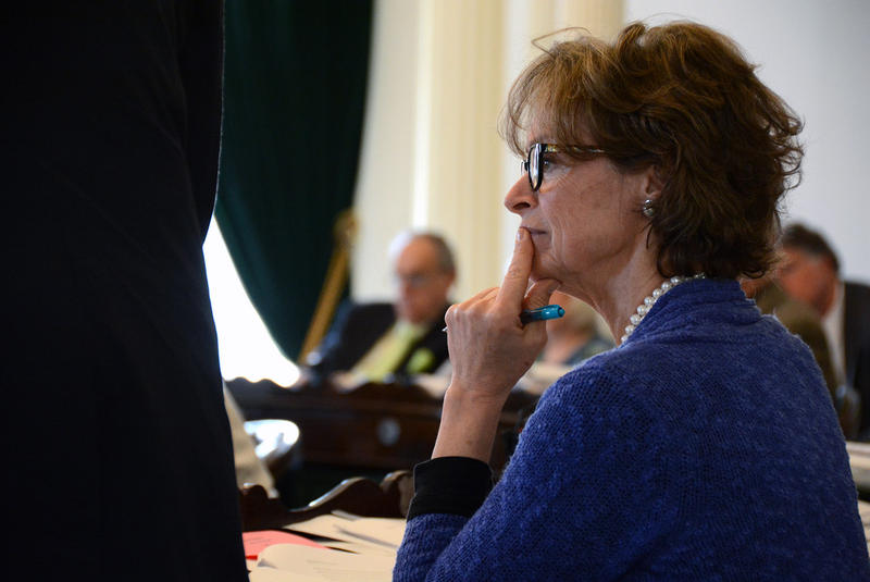 Senate Health and Welfare chairwoman Sen. Claire Ayer is backing a plan to allow Vermont to purchase some prescription drugs from Canada at much lower costs