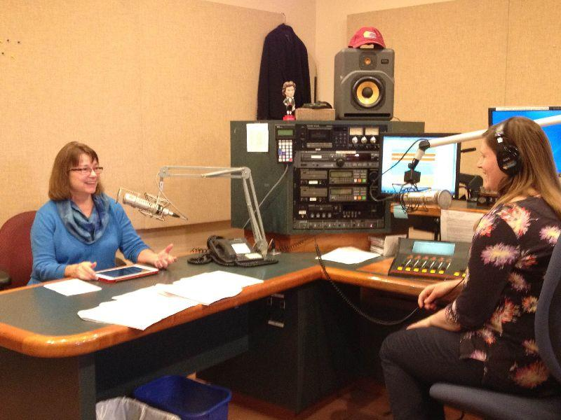 Music-COMP Executive Director Sandi MacLeod speaks with Classical Host Kari Anderson.