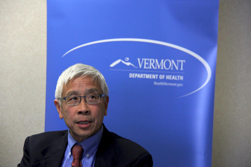 Vermont Health Commissioner Harry Chen says seven students and an adult who tested positive for Tuberculosis infections are not a threat to public health.