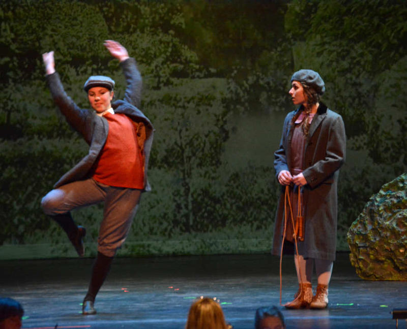The Opera Theatre of Weston has introduced many Vermonters to the world of opera. The company's latest offering is the East Coast premier of 'The Secret Garden.'