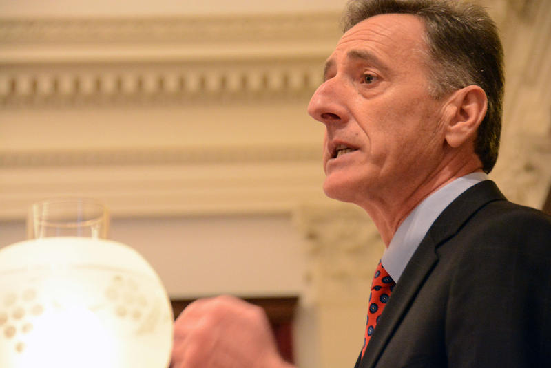 To contain pollution in Lake Champlain, Gov. Peter Shumlin says he'll provide the money to help farmers change their manure spreading practices. If they don't sign on to this plan, Shumlin wants to kick them out of the state's Current Use Program.