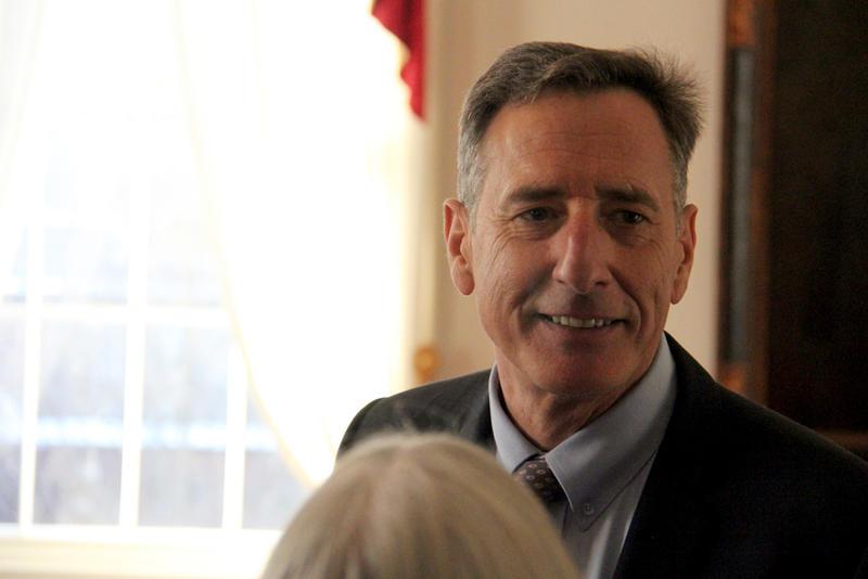 Gov. Peter Shumlin.