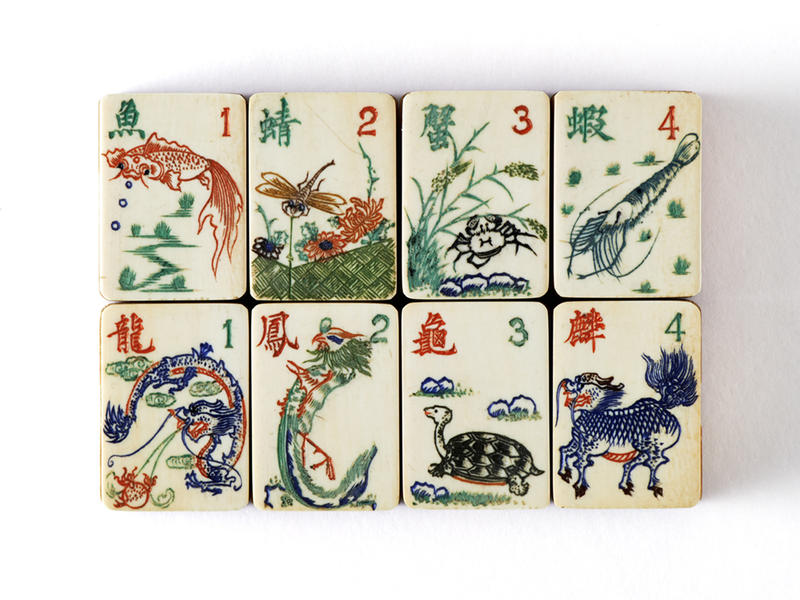 Phoenix Tile Little Tiles, Big Happiness: A Brief History Of Mah Jongg ...