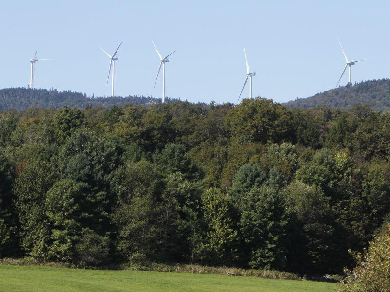 The FTC has decided not investigate allegations of deceptive advertising at GMP, after they stated that wind energy projects, including the Lowell Mountain wind project, are providing energy to local ratepayers, while they actually go out of state.