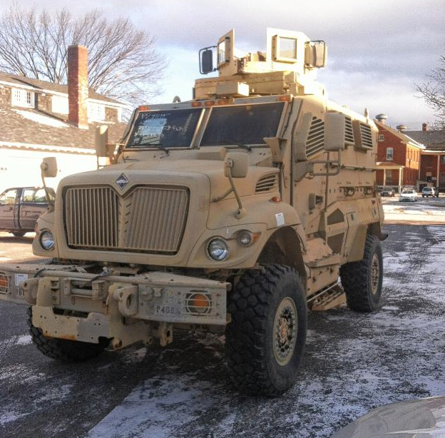 Lawmakers scrutinize flow of military gear to vermont for Vermont motor vehicle laws