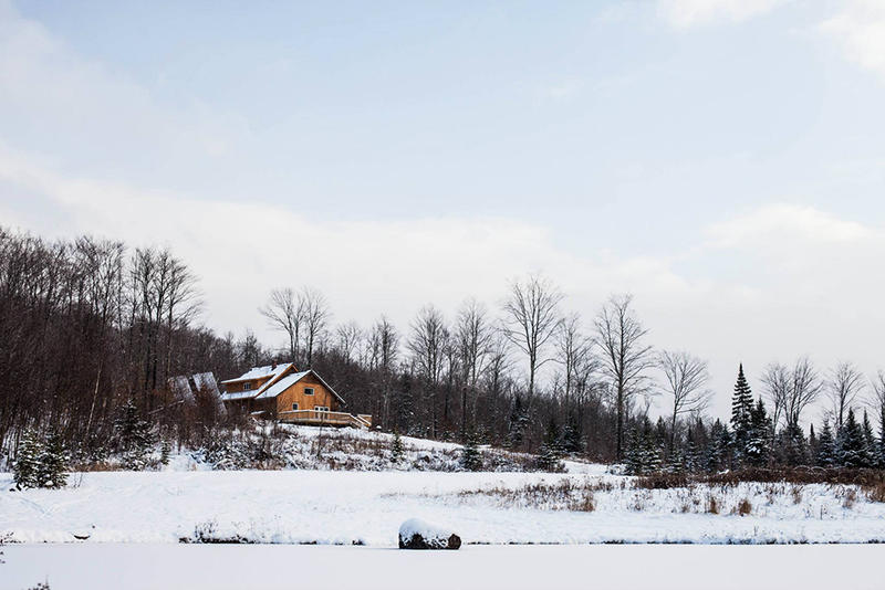 Set on 140 acres in Craftsbury Common, Rebel Yell is a place where artists can write, record and be creative without distraction. The retreat is associated with Signal Kitchen, the Burlington-based recording studio and performance venue.