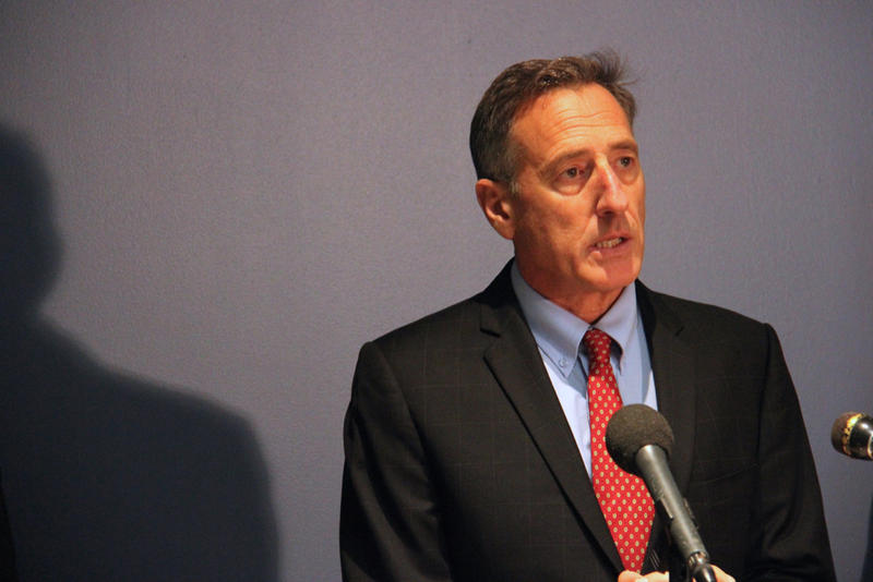 Gov. Peter Shumlin was opposed to a bill removing Vermont's philosophical vaccine exemption in February; on Thursday, he signed it.