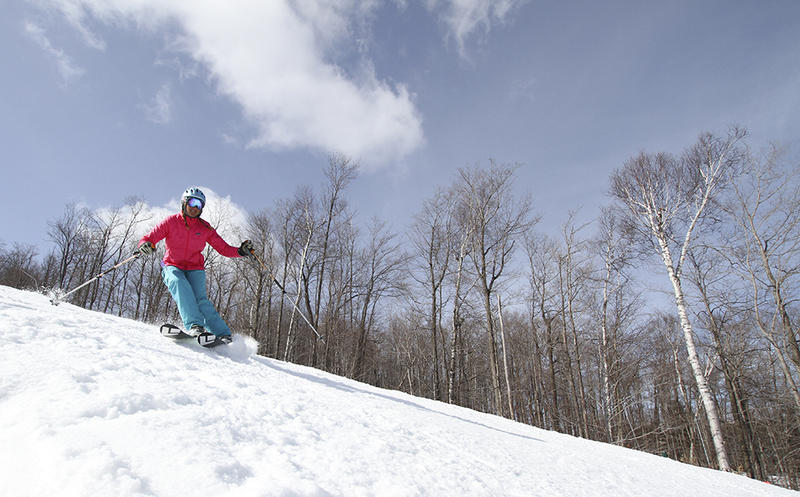 Okemo Resort still has over 90 percent of their trails open, which may result in them pushing back their closing date of April 19. Due to the high snow accumulation and cold weather this winter, many ski resorts remain open.