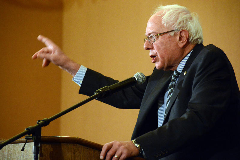 Senator Bernie Sanders is expected to announce his run for the presidency at a news conference Thursday, which his office will stream online using a new social media platform.