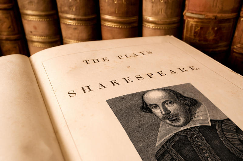 This week marks almost 400 years since Shakespeare's death in 1616 and David Evans, president of Southern Vermont College in Bennington, sees Shakespeare's relevance in many aspects of contemporary culture.