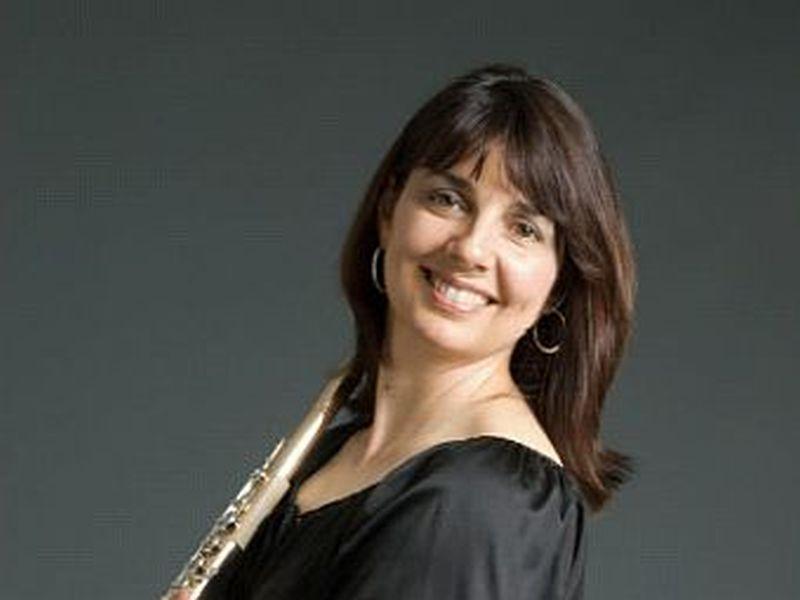 Flutist Laurel Ann Maurer is artistic director of Vermont Virtuosi.