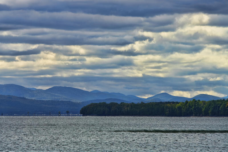 A new study from the Department of Energy said a proposed $1.2 billion transmission line under Lake Champlain would have relatively minor environmental impacts.