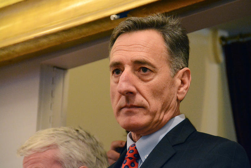 The disagreement between Gov. Peter Shumlin and the Legislature started when lawmakers rejected Shumlin's plan, delivered during his January budget address, to impose a 0.7 percent payroll tax to help balance the state budget.