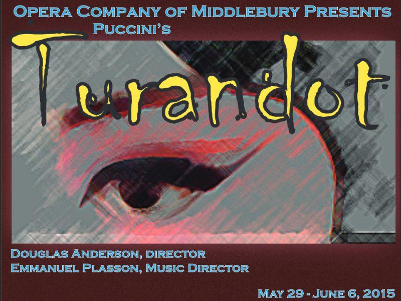 The Opera Company of Middlebury previews Turandot.