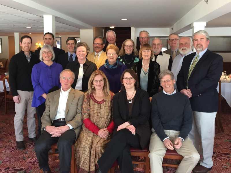 VPR Board of Directors for FY15