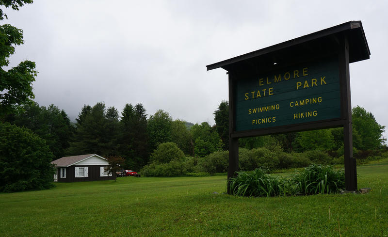 Elmore State Park, seen here in 2015. 55 of Vermont's State Parks are now open.
