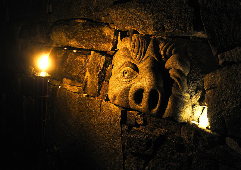 Sculptures hidden amongst stone blocks are just some of the surprises to discover at Barre's RockFire festival June 26-28.