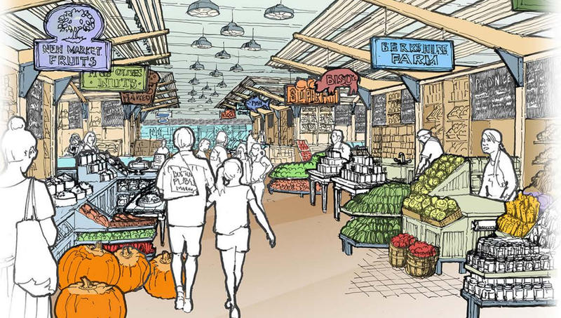 The Boston Public Market is set to open next month, and the state has partnered with Harlow Farm in Westminster to establish a farmstand at the market. Harlow's Vermont Farmstand will sell its own produce, in addition to products from around the state.