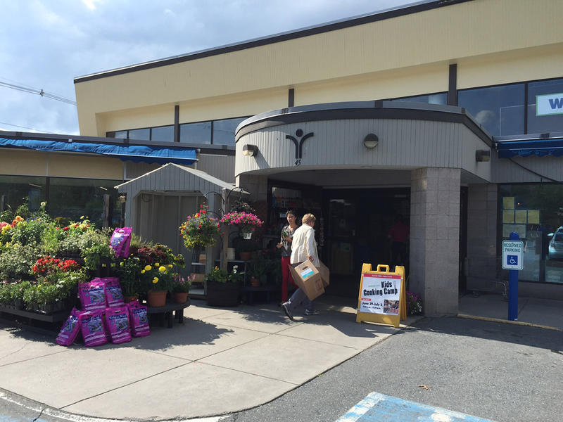 The Hanover Consumer Cooperative Society, including this store in Hanover, is once again facing controversy over the treatment of an employee who claims to have been unfairly fired.