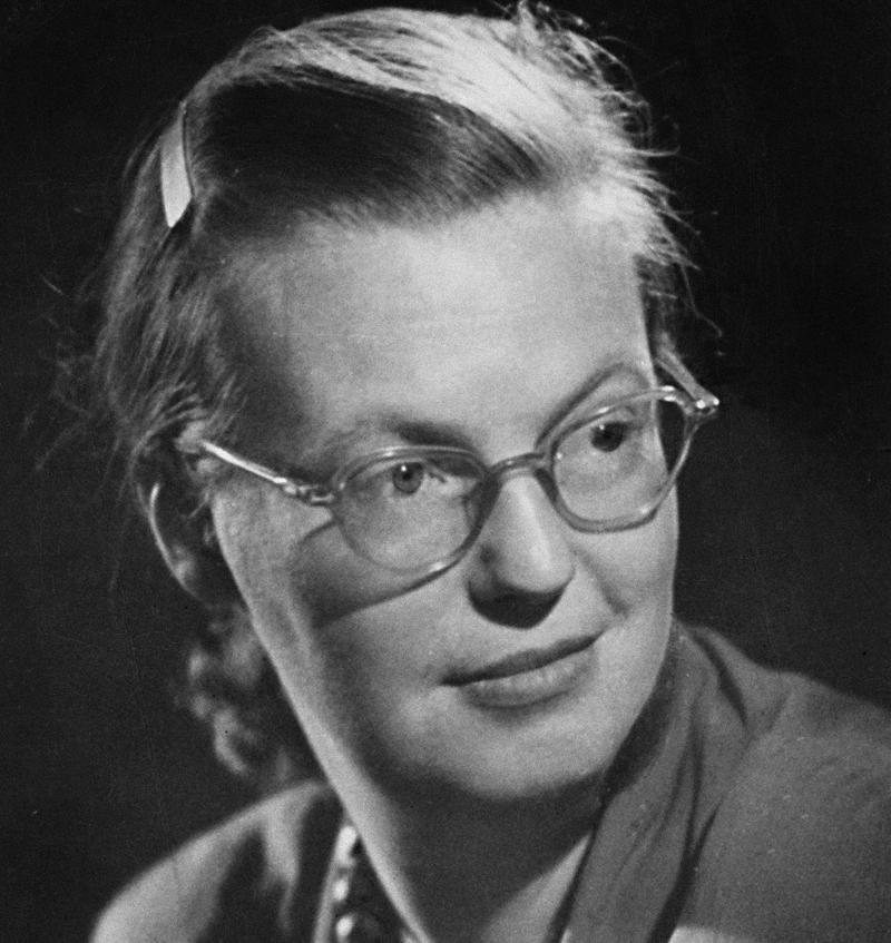Two collections of Shirley Jackson's essays about her life raising a family in Vermont are being republished this year.